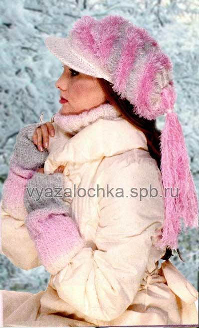 бесплатные схемы вязания детских шапок.